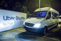Uber Shuttle by Atlas