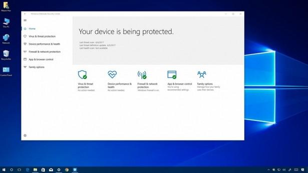 Windows Defender переименуют в Microsoft Defender