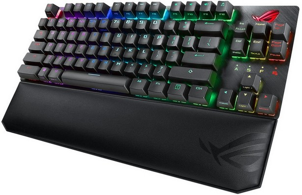 ASUS Republic of Gamers Strix Scope TKL Deluxe