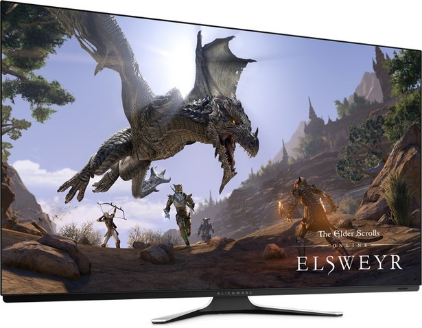 Alienware 55 OLED Gaming Monitor AW5520QF