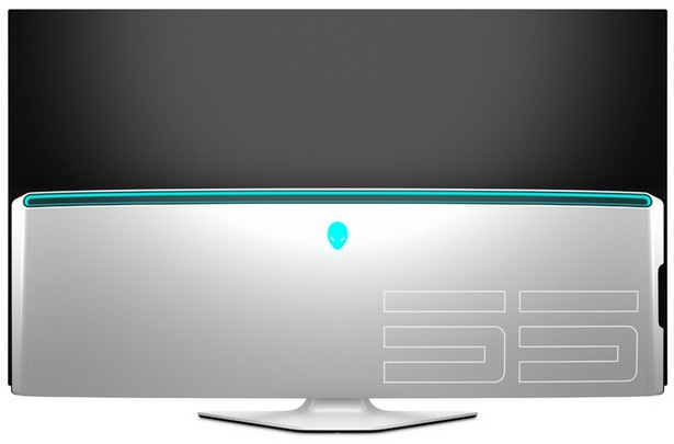 мониторы Alienware 55 OLED Gaming Monitor AW5520QF