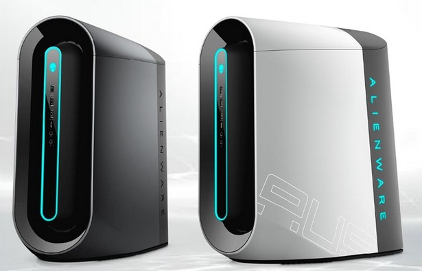 Alienware Aurora 2019 colors