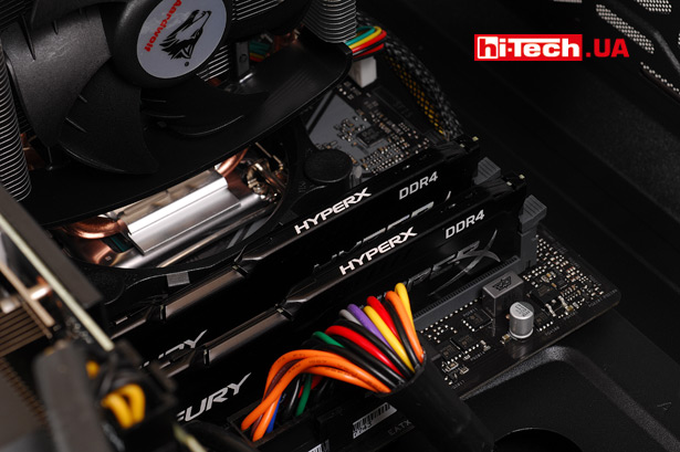 HyperX Fury Black (HX426C16FB2/8)
