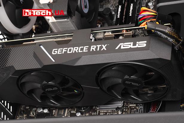 ASUS Dual GeForce RTX 2060 SUPER EVO OC (DUAL-RTX2060S-O8G-EVO)