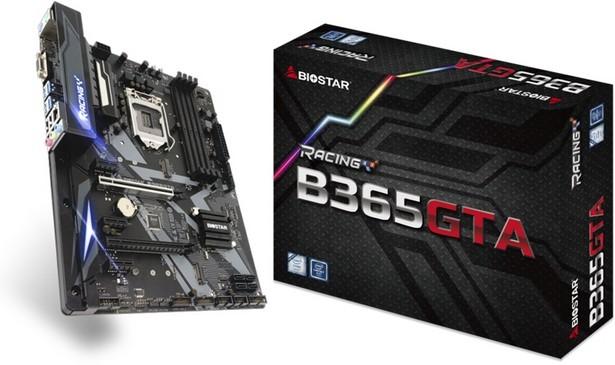 Biostar B365GTA