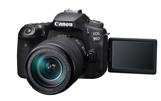 Зеркальная камера Canon EOS 90D
