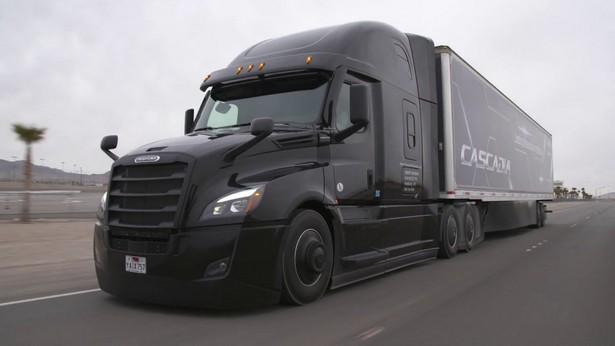 Daimler Freightliner eCascadia
