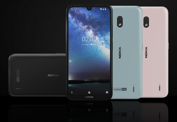Nokia 2.2 express-on pamels