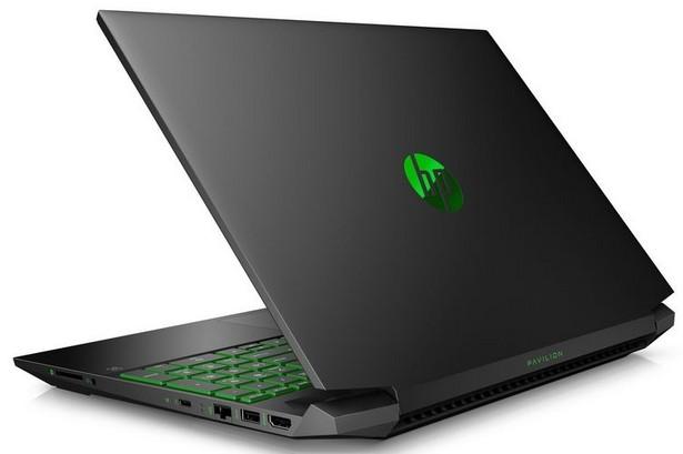 Ноутбуки HP Pavilion Gaming 15