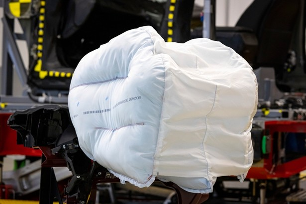 Honda pillow airbag