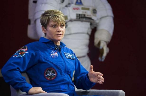 NASA Anne McClain