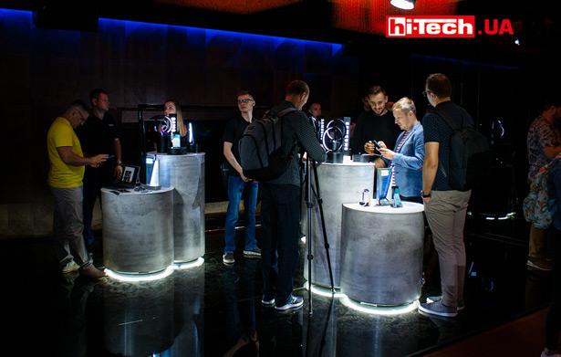 Презентация в Украине смартфонов Samsung Galaxy Note10 и Note10+