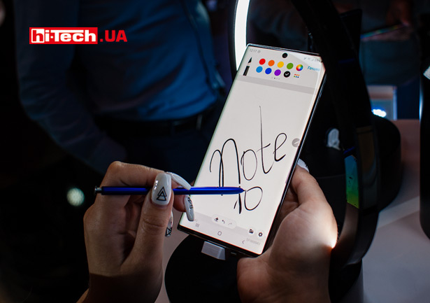 Стилус Samsung Galaxy Note10+