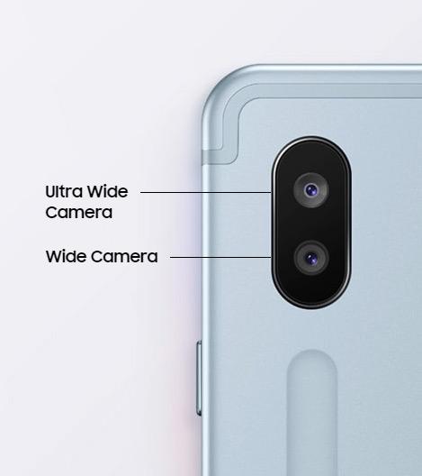 Камера планшета Samsung Galaxy Tab S6