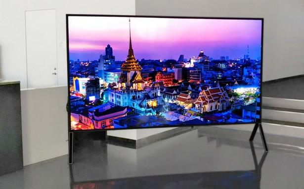 Sharp 8K LCD 5G
