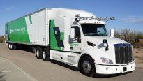 TuSimple autopilot truck