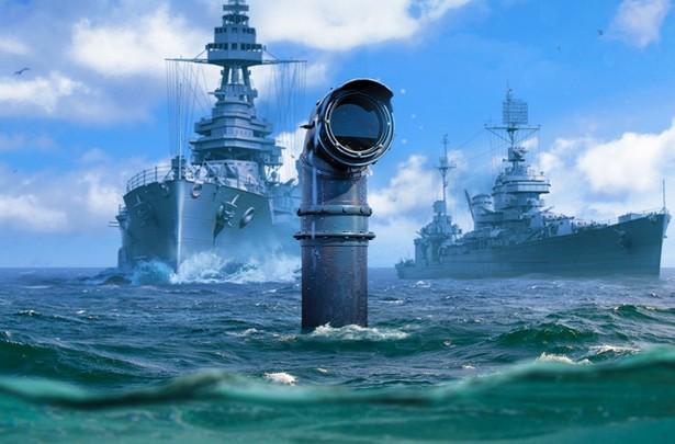 подводные лодки в World of Warships