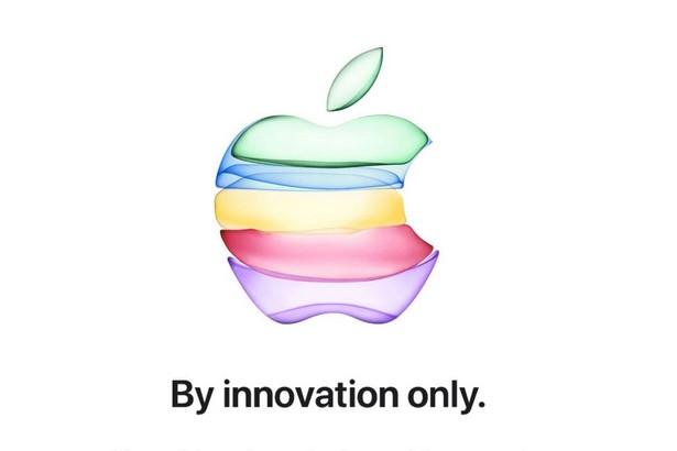 apple invite september 2019