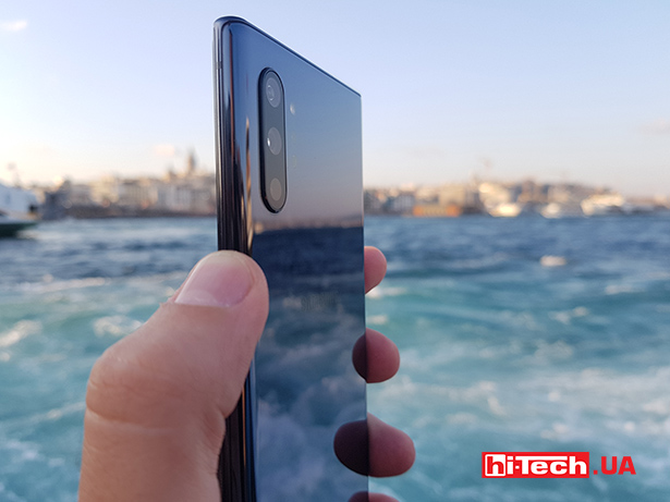camera Samsung Galaxy Note 10+