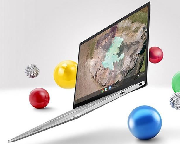 хромбук ASUS Chromebook C425