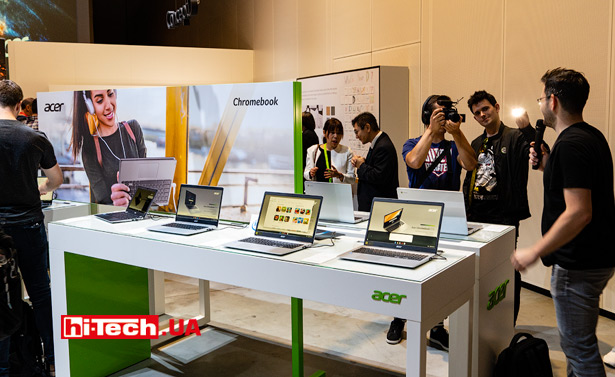 Acer Chromebook на IFA 2019