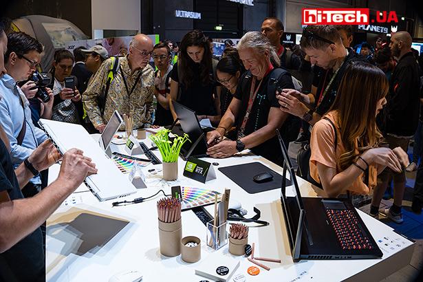 Acer на выставке IFA 2019