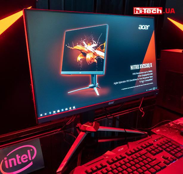 Acer Nitro XV253Q X