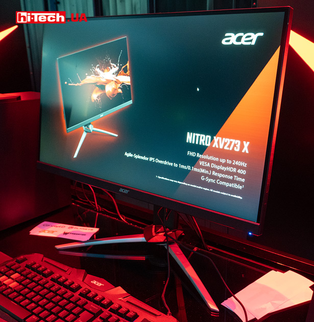 Acer Nitro XV273 X