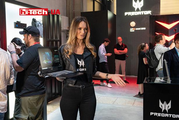 Acer Predator на выставке IFA 2019