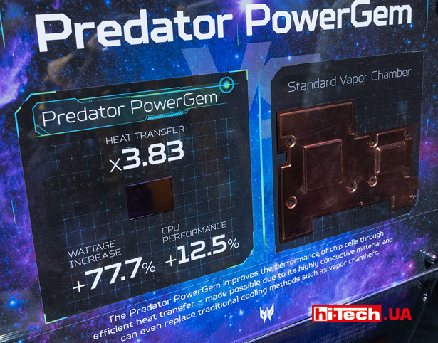 Acer Predator PowerGem
