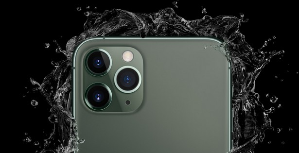 Apple iPhone 11 Pro cameras