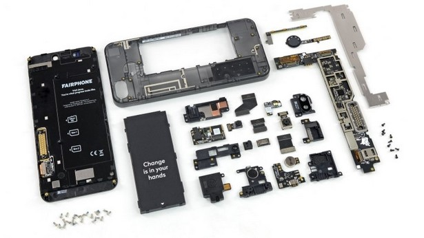 Fairphone 3 iFixit