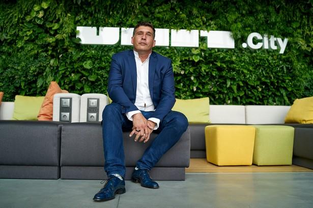 UNIT city CEO Доминик Пиоте