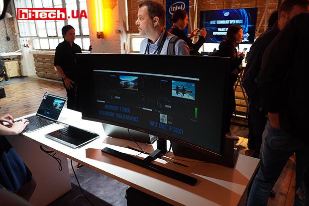 Благодаря новым возможностям встроенного видео, компактный ноутбук вполне может справится с довольно серьезным редактированием 4K-видео