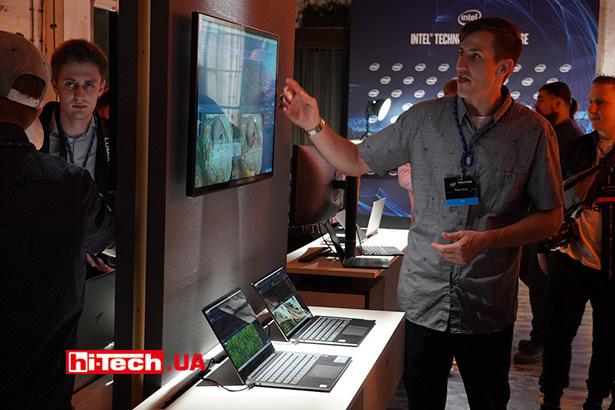 Intel на выставке IFA 2019