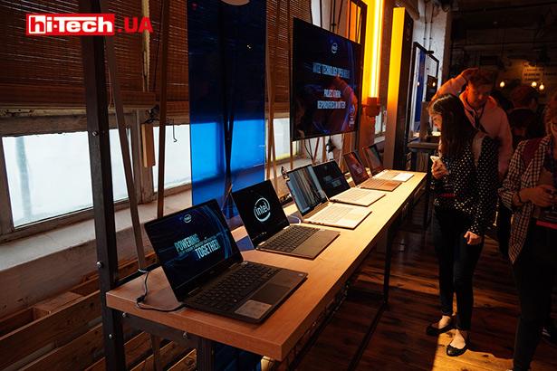 Ноутбуки на базе Intel Core десятого поколения
