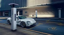 зарядка Porsche Taycan