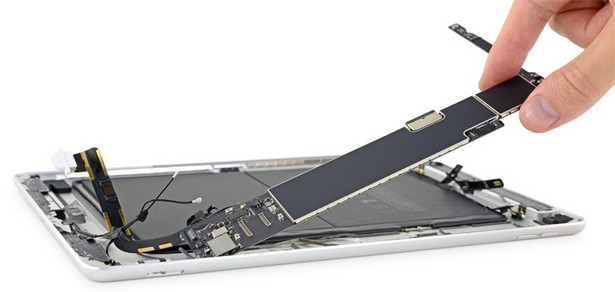 AppleiPad разборка