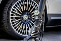 Самокат Mercedes-Benz E-Scooter