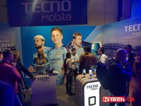 Смартфоны Tecno CEE 2019 september