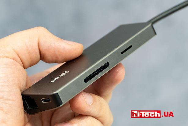 Trust Dalyx Aluminium 7-in-1 USB-C