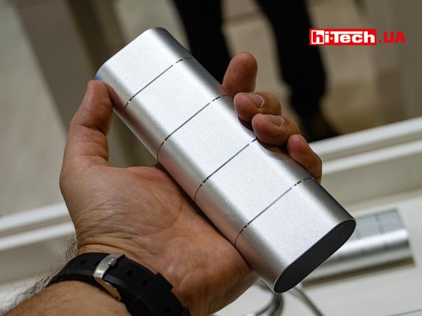 Внешний аккумулятор Verbatim Power Bank Quick Charge 3.0 & USB-C емкостью 20 000 мА·ч