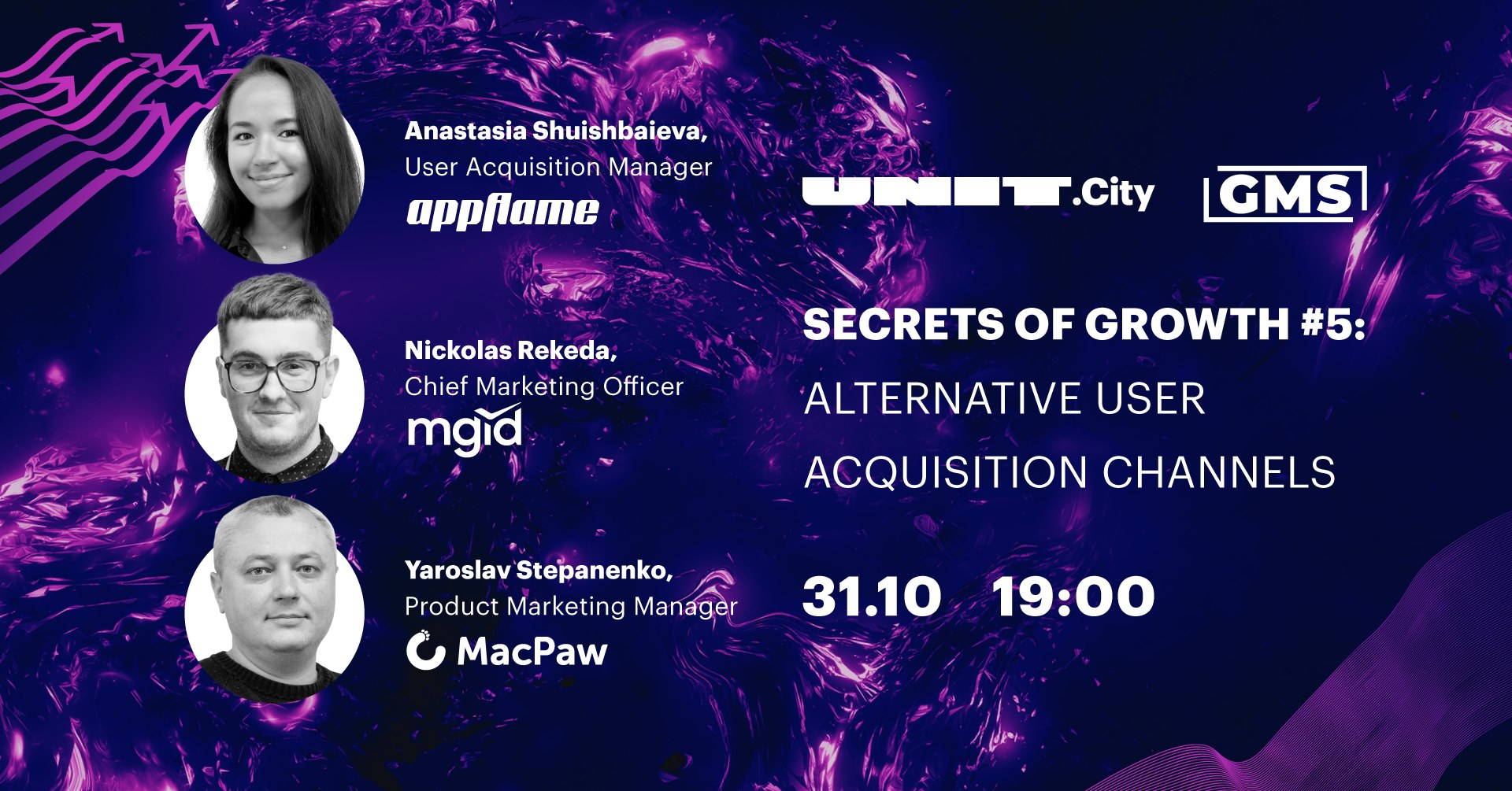 Secrets of Growth #5 | Alternative User Acquisition Сhannels