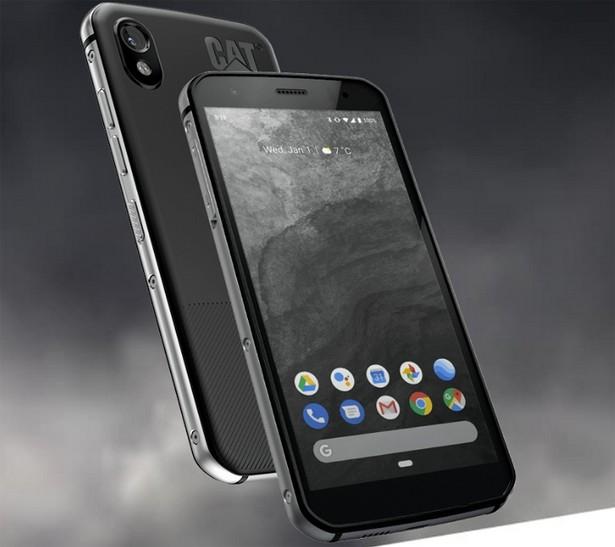 Защищенный смартфон CAT S52