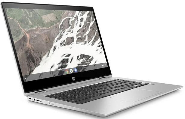 HP Chromebook Enterprise x360 14E G1