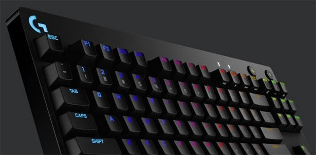 Игровая клавиатура Logitech PRO X