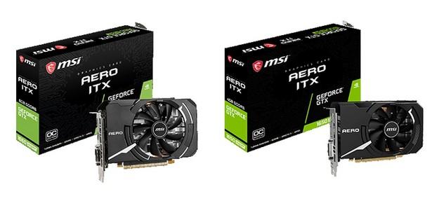 MSI GeForce GTX 16 Super Aero ITX