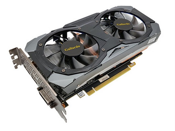Manli GeForce GTX1660 Super Gallardo