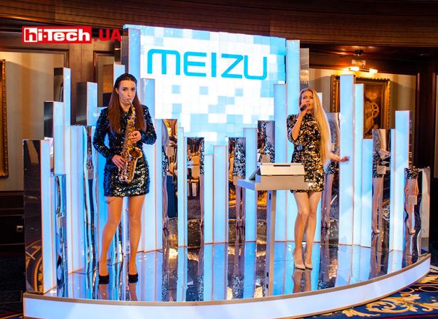 Презентация смартфонов Meizu Note9 и Meizu M10 в Украине