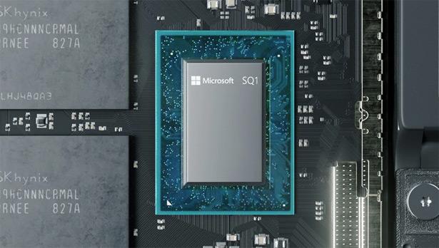 ARM-процессор Microsoft SQ1